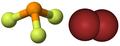 Phosphorus trifluoride dibromide3D.png