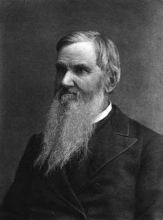 Robert Lewis Dabney - Portrait of Dabney.