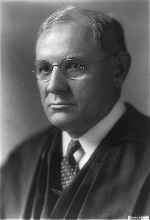 Pierce Butler (justice) - Image: Pierce Butler