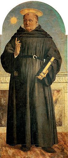 Nicola da Tolentino, il primo frate agostiniano proclamato santo