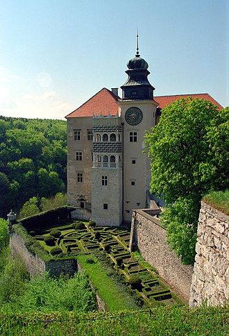 History of the Polish–Lithuanian Commonwealth (1569–1648) - Pieskowa Skała Castle