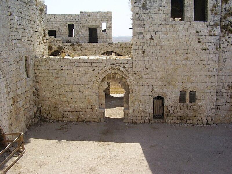File: PikiWiki Israele 3617 Migdal Afek (Mirabell) castle.jpg