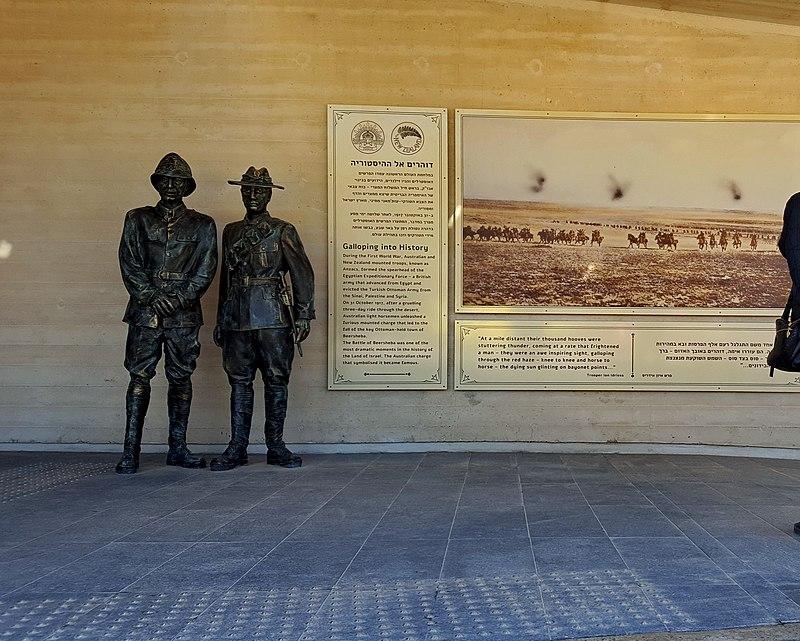 מוזיאון אנזק בבאר שבע