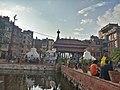 Pimbahal Pokhari and Chaitya.jpg
