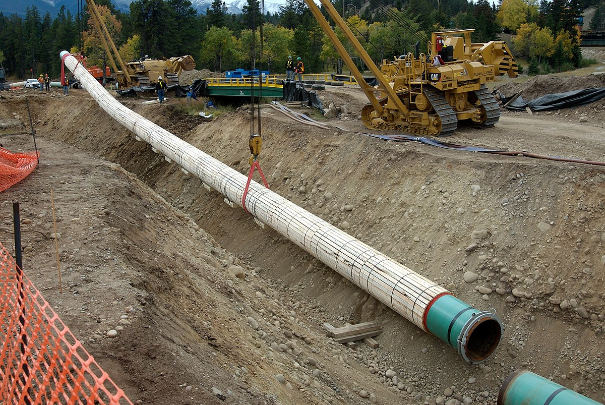 Weight Of Natural Gas In Pipe
