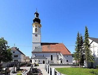 Pischelsdorf am Engelbach - Image: Pischelsdorf am Engelbach Kirche