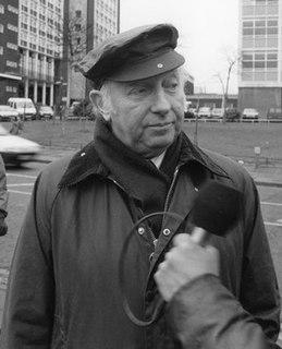 Arthur Scargill British trade unionist