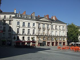 Image illustrative de l'article Place du Bouffay