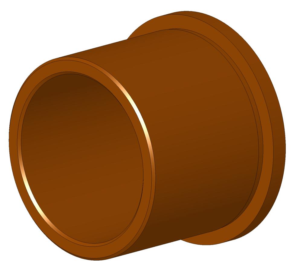 Plain-bearing DIN-ISO4379 Type-F