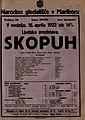 Plakat za predstavo Skopuh v Narodnem gledališču v Mariboru 16. aprila 1922.jpg