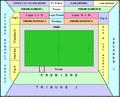Plan des tribunes stade michel dornano.png