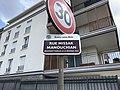 Plaque Rue Missak Manouchian - Rosny-sous-Bois (FR93) - 2021-04-15 - 2.jpg