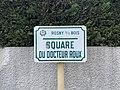 Plaque Square Docteur Roux - Rosny-sous-Bois (FR93) - 2021-04-15 - 2.jpg