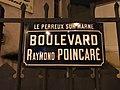 Plaque boulevard Poincaré Perreux Marne 1.jpg