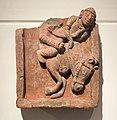 Plaque with Galloping Horse and Rider Gupta period 4-5th century Uttar Pradesh India.jpg