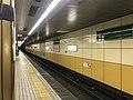 Platform of Kire-Uriwari Station 5.jpg