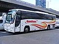 Plaxton Panther - Volvo Hamiltons Coaches,KX07 HDK Rothwell, Kettering. (7741056366).jpg