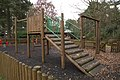 Playground at Clay Pipe Inn, Organford nr Wareham - geograph.org.uk - 160986.jpg