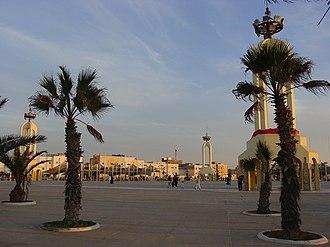 Laayoune - Plaza de la Marcha Verde