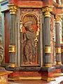Plouzévédé (29) N.D. de Berven Maître-autel 06.JPG