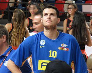 Israeli basketball player