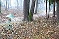 Poertschach Halbinselpromenade alte Laterne 23122013 543.jpg