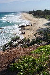 Point Arkwright, Queensland Suburb of Sunshine Coast, Queensland, Australia