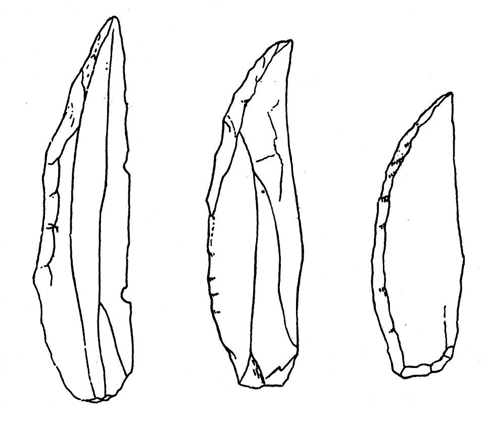 Pointes de chatelperron