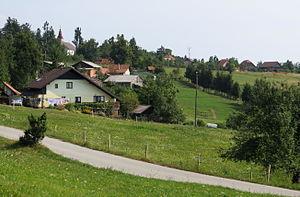 Pokojišče - Image: Pokojisce Slovenia