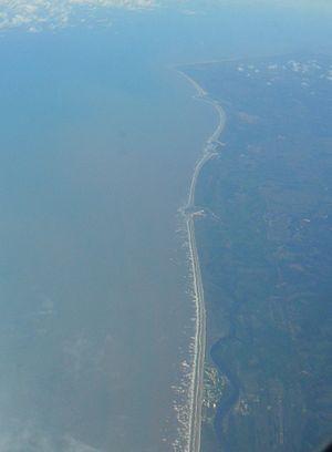 Corumbau Marine Extractive Reserve - Image: Ponta do corumbau prado bahia