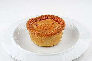 Pork pie British meat pie
