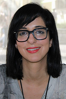 Khakpour at the 2014 Texas Book Festival