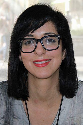 Porochista Khakpour - Khakpour at the 2014 Texas Book Festival