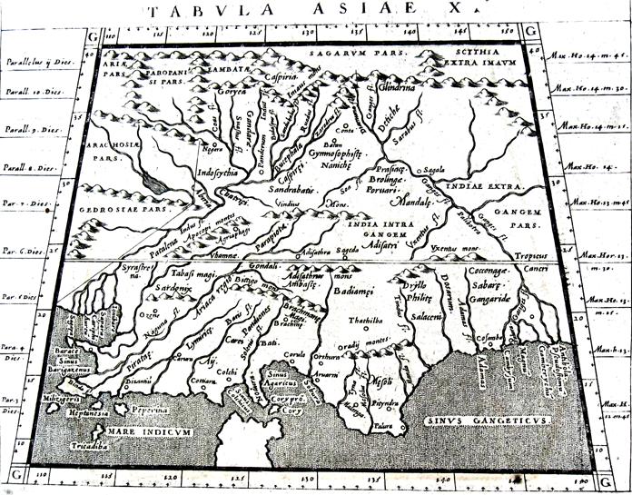 Porro map