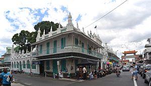 Islam in Mauritius - Jumma Masjidin Port Louis