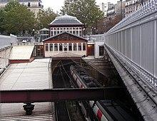 gare de port royal wikip 233 dia