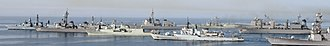 Navy - Ships of the multinational fleet Combined Task Force 150