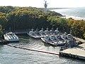 Port wojenny - widok z latarni - panoramio.jpg