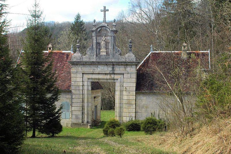 File:Portail de la chartreuse de Vaucluse (Jura).jpg