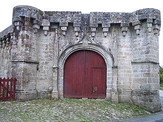 Guémené-sur-Scorff Commune in Brittany, France