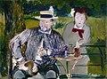 Portrait d'Ernest Hoschedé et sa fille Marthe - Édouard Manet.jpg