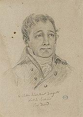 Portrait of Ignazio Degotti