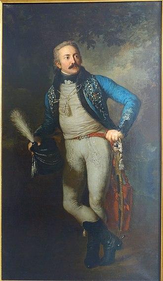 Johann von Thielmann - Johann Adolf Freiherr von Thielmann