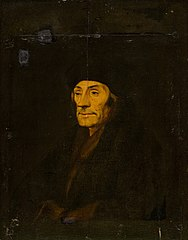 Portrait of Desiderius Erasmus (1466/69-1536)