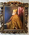 Portrait of Doge Petrus Lando, in the style of Titian, c. 1545, oil on canvas, 16th century frame in the style of Jacopo Sansovino - Hyde Collection - Glens Falls, NY - 20180224 122213.jpg