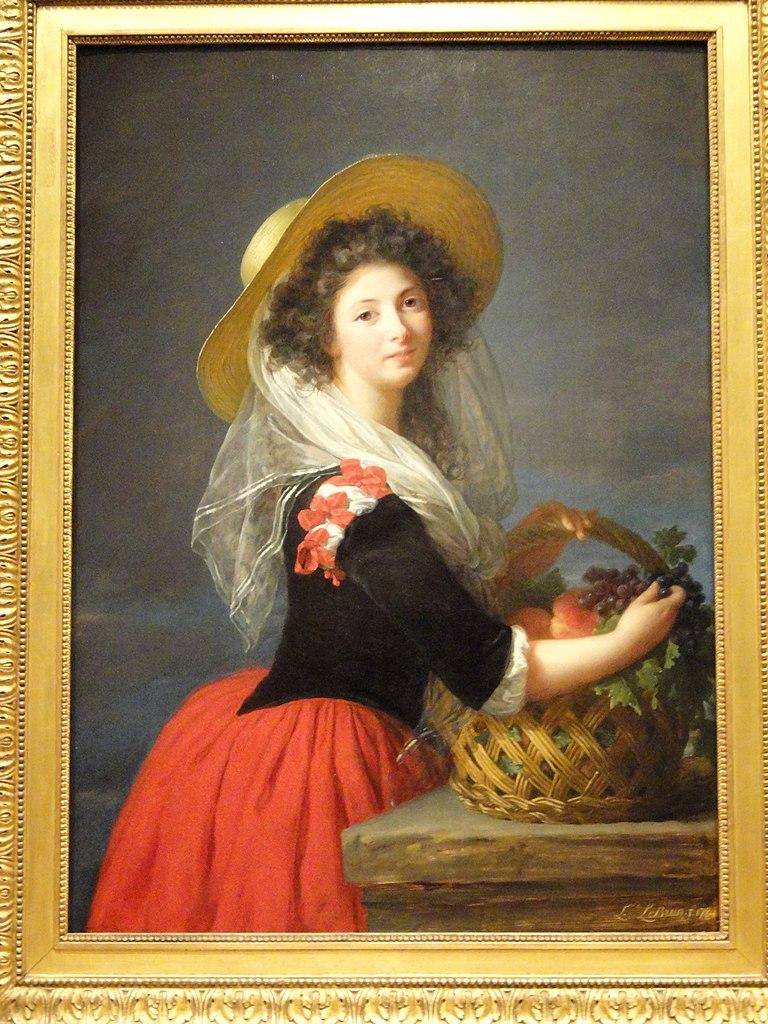 Portrait Of 17 Year Old Teenage Boy With Alternative Hair: File:Portrait Of Marie Gabrielle De Gramont, Duchesse De