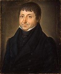 Portrait of Theodoor Driessen