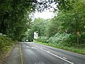 Portsmouth Road to the southwest in Liphook, Hampshire, England 4.jpg