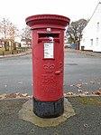 Post box on Bridle Road.jpg