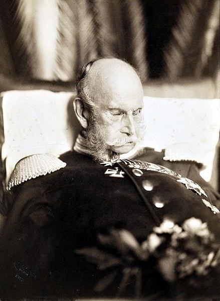 file post mortem portrait of kaiser wilhelm i 1888 crop jpg wikimedia commons. Black Bedroom Furniture Sets. Home Design Ideas